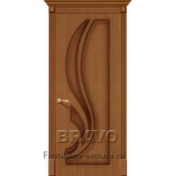 Межкомнатная дверь Лилия (без стекла)
