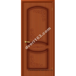 Межкомнатная дверь Муза Макоре (без стекла)