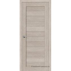 Межкомнатная дверь Порта-21 3D Cappuccino