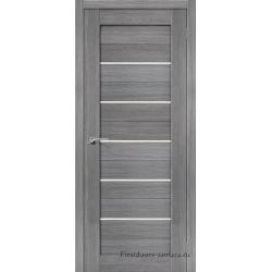 Межкомнатная дверь Порта-22 3D Grey