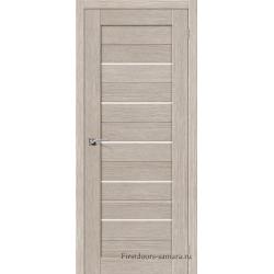 Межкомнатная дверь Порта-22 3D Cappuccino