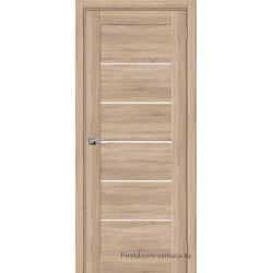 Межкомнатная дверь Порта-22 Light Sonoma/Magic Fog