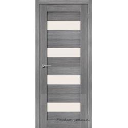 Межкомнатная дверь Порта-23 3D Grey