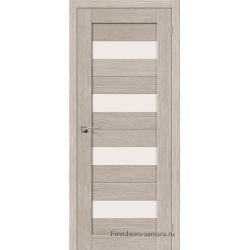 Межкомнатная дверь Порта-23 3D Cappuccino