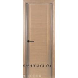 Межкомнатная дверь ДГ Карат беленый дуб