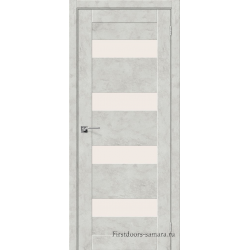 Межкомнатная дверь Легно-23 Grey Art/Magic Fog