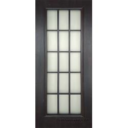 Межкомнатная дверь Эко Симпл-17 Wenge