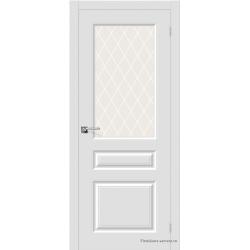 Межкомнатная дверь Скинни-15.1 Whitey