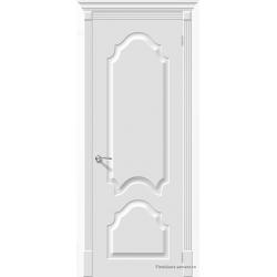 Межкомнатная дверь Скинни-32 Whitey