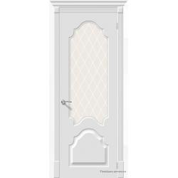 Межкомнатная дверь Скинни-33 Whitey