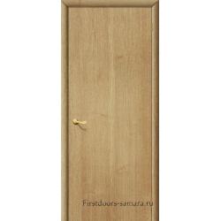 Межкомнатная дверь Гост Шпон (без стекла)