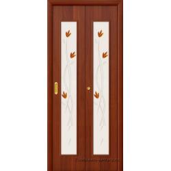 Межкомнатная дверь 22Х Л-11 (ИталОрех)