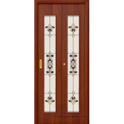 Межкомнатная дверь 23Х Л-11 (ИталОрех)