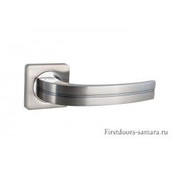 Дверные ручки S-Locked A-106 SN/CP