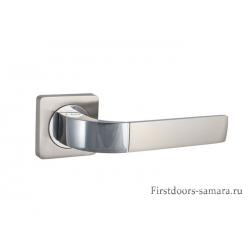Дверные ручки S-Locked A-110 SN/CP