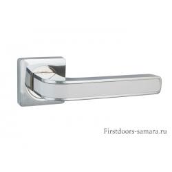 Дверные ручки S-Locked A-115 CP/White