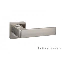 Дверные ручки S-Locked A-150 SN/CP