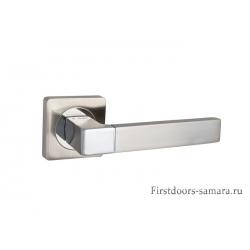 Дверные ручки S-Locked A-167 SN/CP