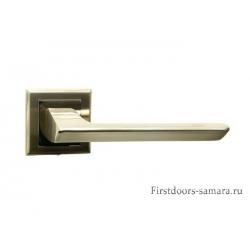 Дверные ручки Bussare А-64-30 SN/CP Aspecto