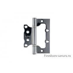 Петля неврезная S-Locked L100*75*2,5 2ВВ CR хром (100)