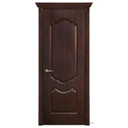 Межкомнатная дверь ДГ Канадка венге