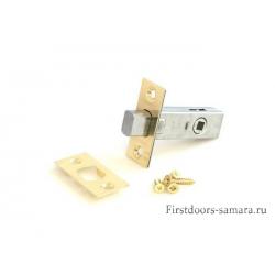 Задвижка Apecs L-0126-G золото [72]