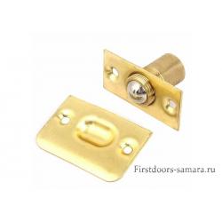 Фиксатор дверной Шариковый РВ золото 588 ф12мм(20)
