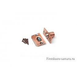 Фиксатор дверной Шариковый АС медь 588 ф12мм(20)