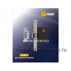 Защелка MCM L47 SN сатин (5)