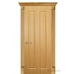 Межкомнатная дверь ДГ Екатерина 2 дуб светлый