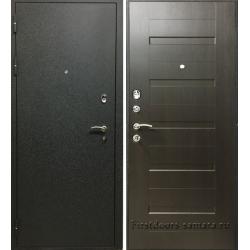 Стальная дверь Легенда венге тисненый