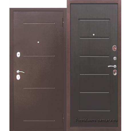 Стальная дверь дверь Гарда Венге 7,5 см