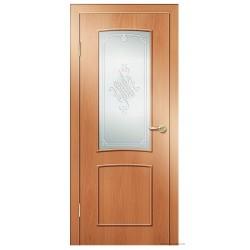 Межкомнатная дверь ДО Афина Миланский орех