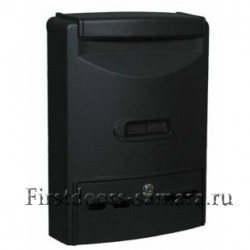 Ящик почтовый Форпост К-34001 цвет черный