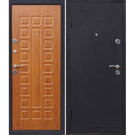 Стальная дверь Йошкар Золотистый дуб