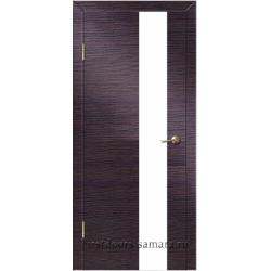 Межкомнатная дверь ДГ 504 венге