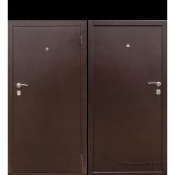 Стальная дверь Тайгер Оптима Мини металл-металл