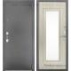 Стальная дверь Тайгер Дива кремовая лиственница