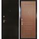 Стальная дверь Тайгер Оптима 2 (антик медный/дуб темный)