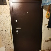 See in Instagram:Устанрвка входной двери Тайгер Гост мини в частный старый дом