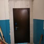 See in Instagram:Установка перегородки в тамбур и монтаж входной двери в перегородку. Цена 10 тысяч материал плюс работа. Плюс стоимость двери. Можем установить любую дверь даже вашу)