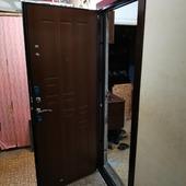 See in Instagram:Монтаж входной двери Гарда дуб рустикальный на фадеева